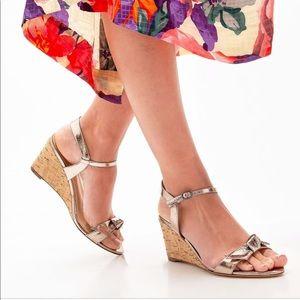 NEW • Alexandre Birman • Clarita Wedge Sandals 7.5